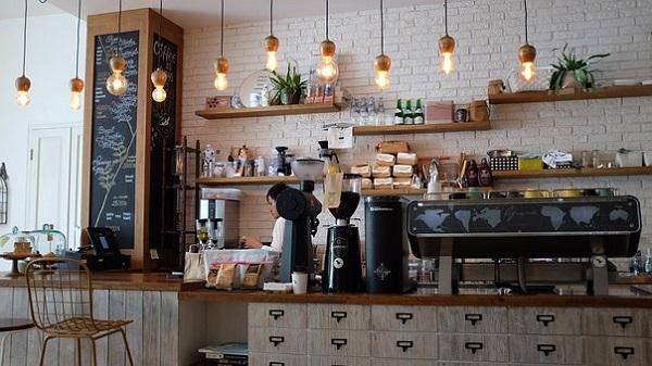 Predaj kávy v súčasnosti
