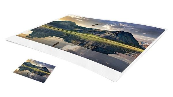 Fotopapier na matné fotky