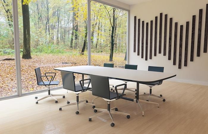 Kancelářský stůl pro více lidí