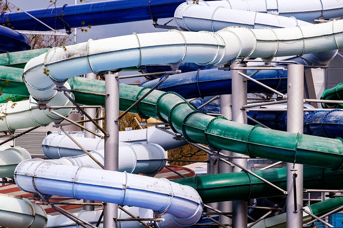 Aquaparky na Slovensku sú v rôznych mestách