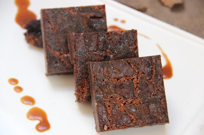 Fazulove brownies bez výčitiek