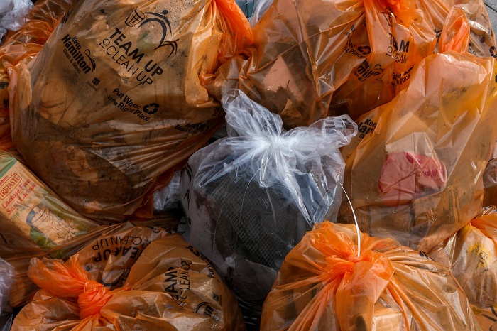 Ekologické vrecia na odpad pre každú domácnosti